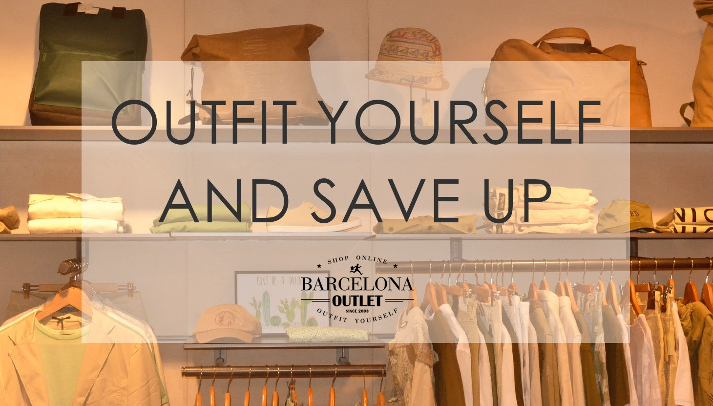 Outlet online - Barcelona Outlet
